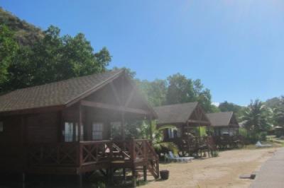 The Cedar Cabanas