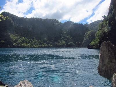 Barracuda Lake.