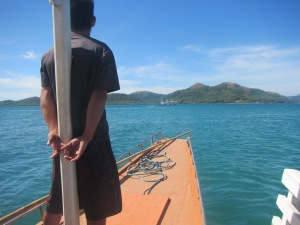 The Coron Island Tour Part I