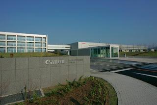 Canon Oita Factory.