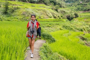 Looks like an easy trek? I wish :) Photo by PJ Enriquez
