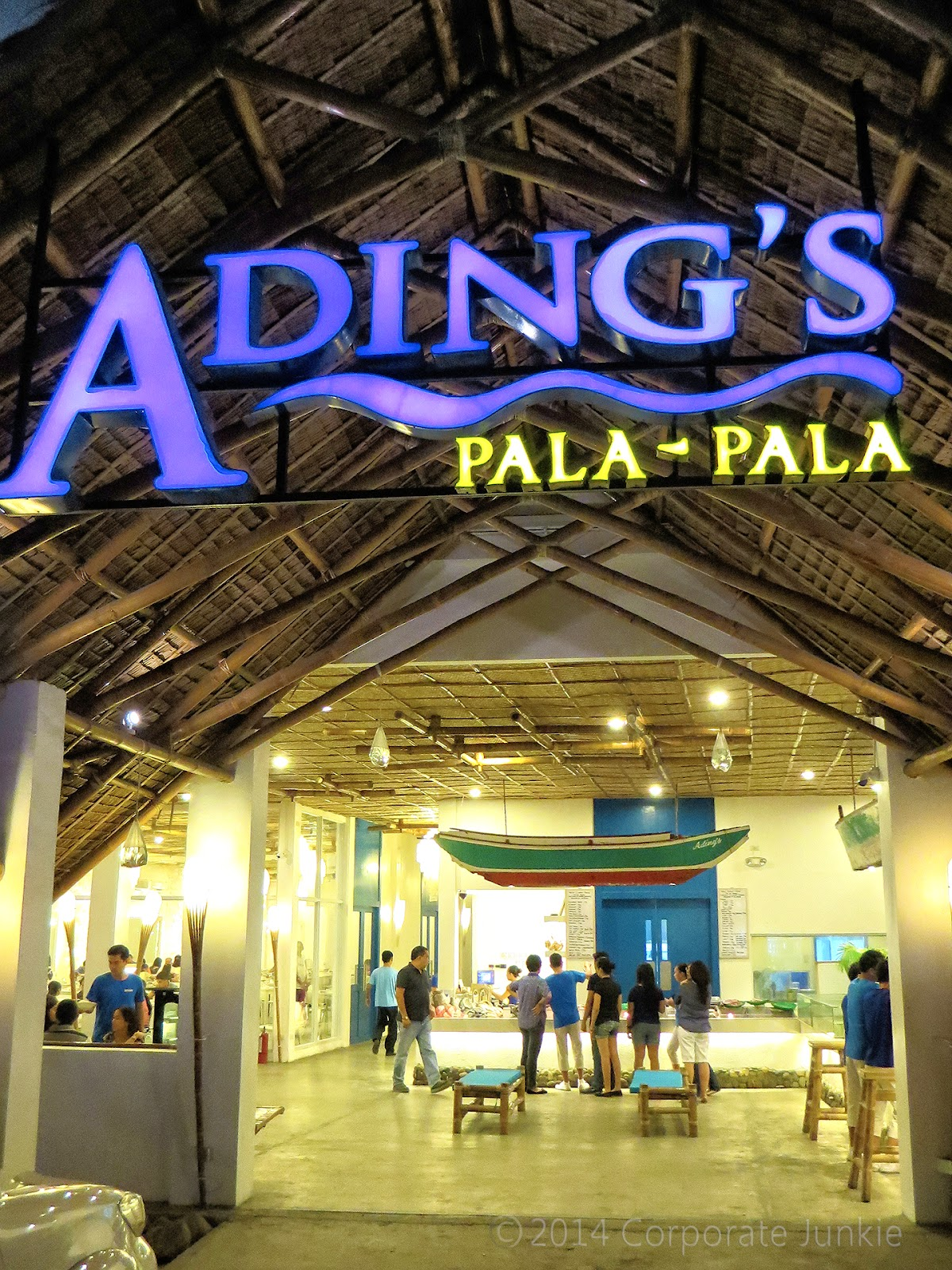 Bacolod Foodtrip Day 4: Ading's Pala Pala