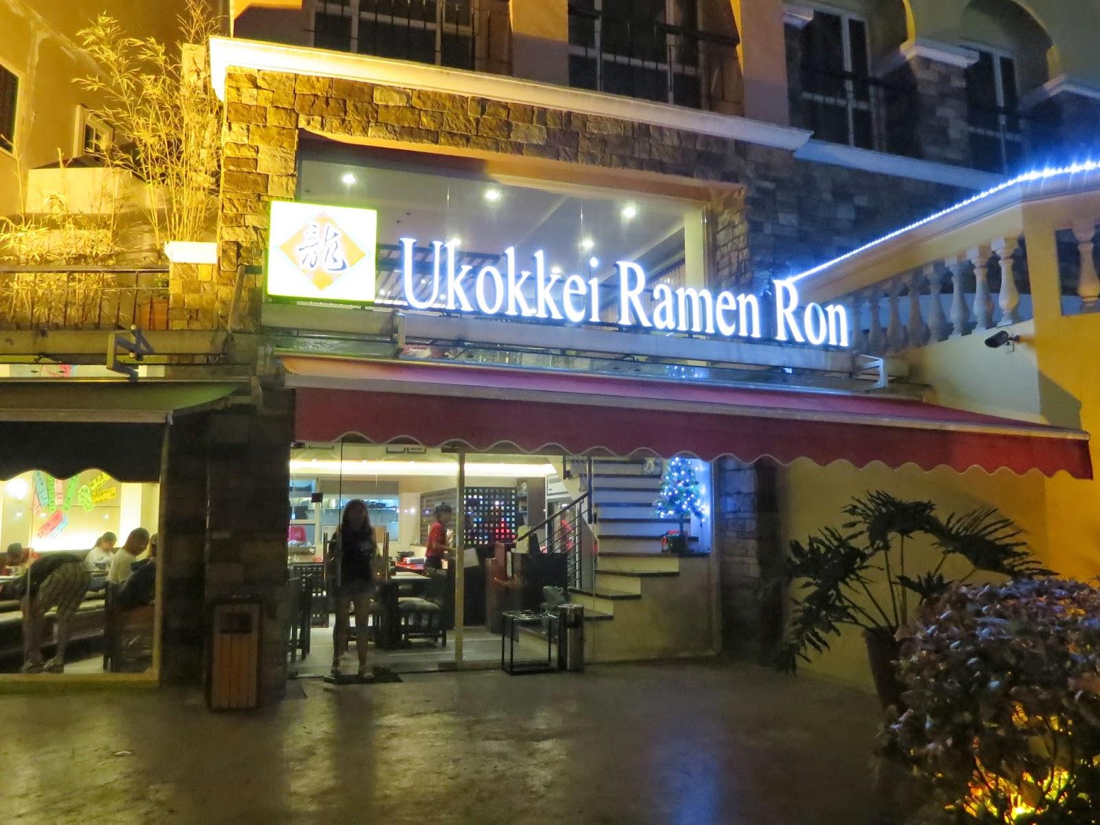 Ukkokei Ramen Ron and Bacolodian Friends