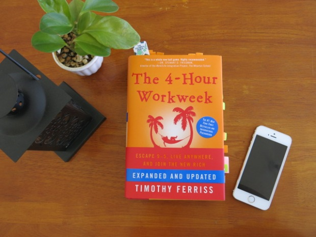 Book of the Week: The Four-Hour Workweek